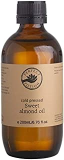 Perfect Potion Cold Pressed Sweet Almond Oil 200mL, 200 ml