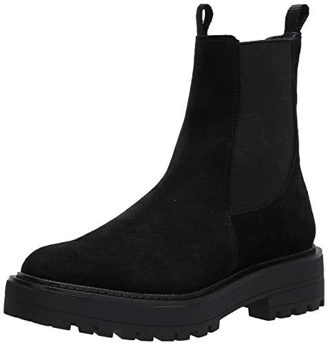 Sam Edelman Women's Laguna Chelsea Boot Black 8.5 Medium