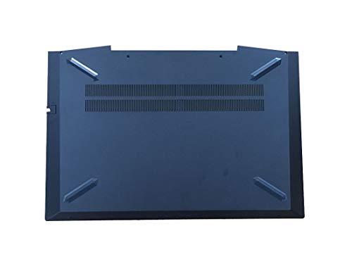 HuiHan Ersatzgehäuse für HP Pavilion 15-CX 15-CX0020NR 15-CX0040NR Laptop-Unterseite, L20319-001 BK