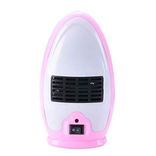 AUED Mini Calentador, Calentador eléctrico Ventilador Calentador de Espacio silencioso portátil Creativo...