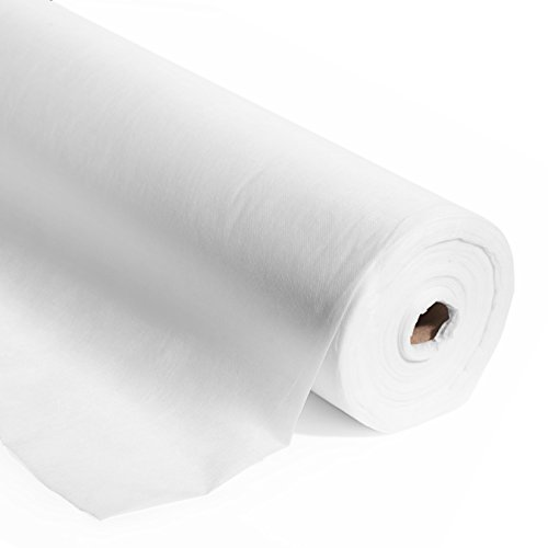 "White Flame Retardant Gossamer, 60"" x 50 Yards"