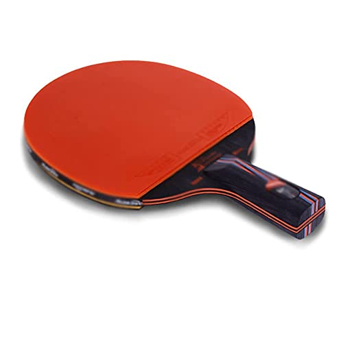JIANGCJ bajo Precio. Raquetas de Tenis de Mesa Profesionales, Patentes Ping Pong Paddles Familia Ping Pong Racket Ideal for Juegos Profesional y recreativo-B