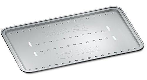 Weber 6561 Hitzeschild für Q-Bratenrost klein, 4 Stück