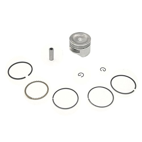 Shioshen - Kit de anillos de pistón de 68 mm para HONDA GX160 5,5 HP Motor generador de bomba de agua