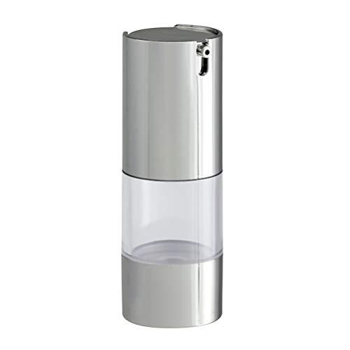 Beaupretty Airless Air Pump Pump Flacon crème émulsion bouteille bouteille Press Lotion Bouteilles en plastique Bouteille cosmétique Distributeur d'émulsion