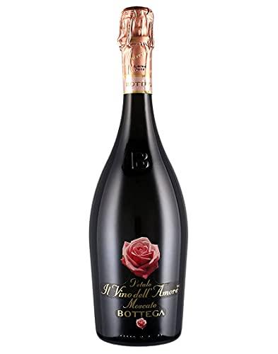 Vino Spumante di Qualità Petalo Il Vino dell'Amore Moscato Bottega