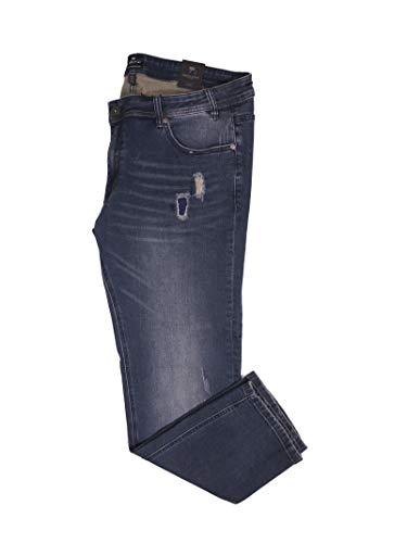 Trendige Stonewash Jeans von Replika, INCH Größen:48 Inch
