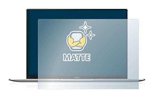 brotect Entspiegelungs-Schutzfolie kompatibel mit Huawei MateBook X Pro 2018 Displayschutz-Folie Matt, Anti-Reflex, Anti-Fingerprint - 2