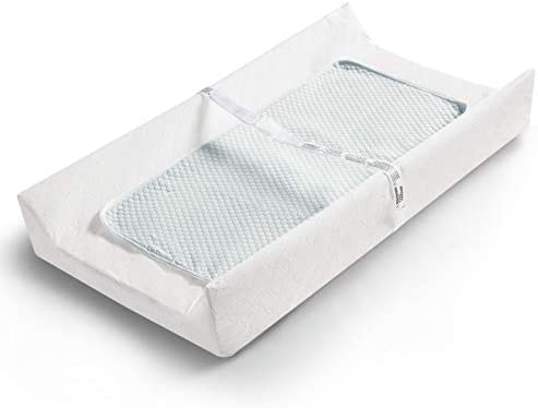 Bedsure Diaper Changing Pad Waterproof with Liner Baby Changing Pad for Dresser Top with Cover product image