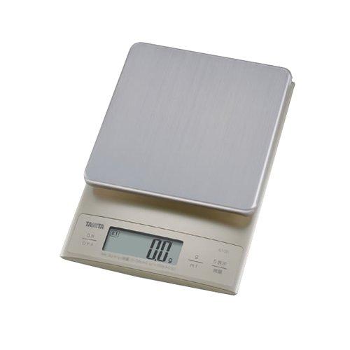 TANITA Tonita digital cooking scale KD-321 silver [fs01gm]