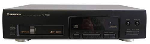 Pioneer PD-M 423 6X CD Wechsler in schwarz