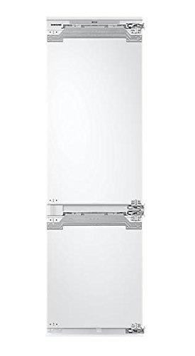 Samsung BRB260135WW Integrado 266L A++ Blanco nevera y congelador - Frigorífico (266 L, Antiescarcha (nevera), SN-T, 9 kg/24h, A++, Blanco)
