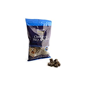 Fish4Dogs Sea Jerky Tiddlers Dental Treats for Dogs