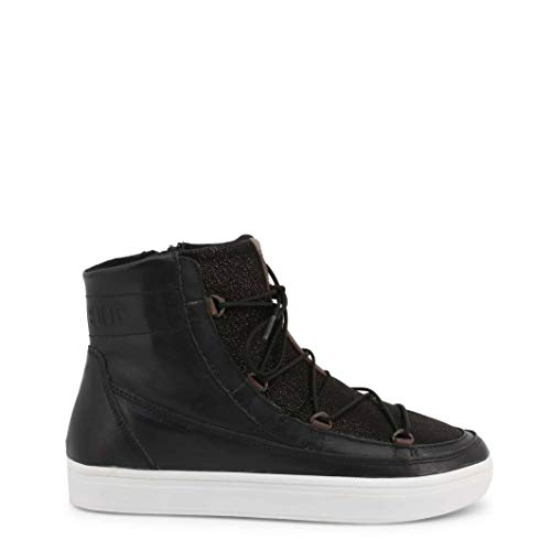 Moon Boot Womens Vega Lux Schwarz Sneaker High 40
