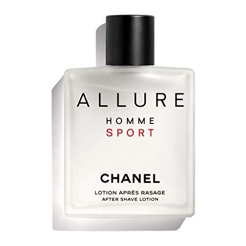 Chanel Allure Homme Sport Dopobarba Lozione, 100Ml