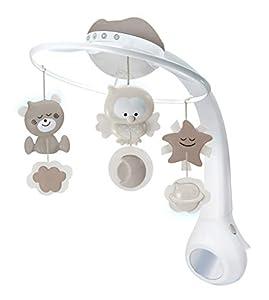 Infantino 004915-01 - 3 en 1 Proyector Musical Mobile