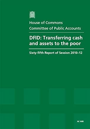 Dfid: Transferring Cash and Assets to the Poor