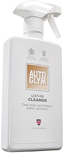Autoglym - Limpiador de Cuero, Limpia el Cuero y la Piel de Imitación, Acabado Natural Mate, 500ml
