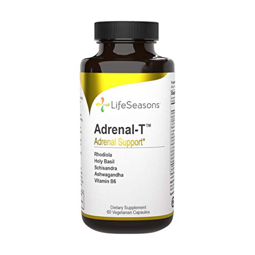 LifeSeasons - Adrenal-T - Adrenal Fatigue Support Supplement...