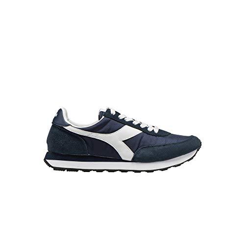 Diadora Koala H C2074 Sneaker Uomo in Tessuto Blu Blue, 45