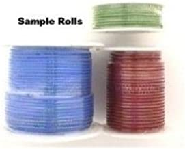BLUE 26AWG Solid 300V Hook Up Wire - 25' Roll