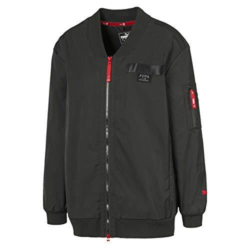 PUMA Al Long Bomber Jacket Giacche Giacche Da Donna, Donna, Puma Black, S