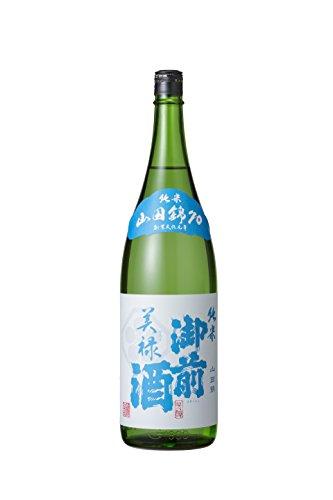 辻本店『御前酒 純米 美禄 山田錦』
