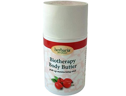 Herbaria Biotherapy Body Butter All-Natural Push-Up Moisturizing Stick with Essential Oils. Free shipping $49 orders. Enjoy our soaps and other skin-friendly products.