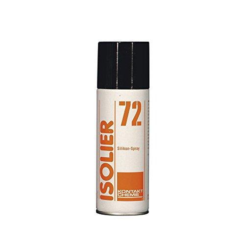 Kontakt-Chemie Silikonölspray ISOLIER 72, 200 ml