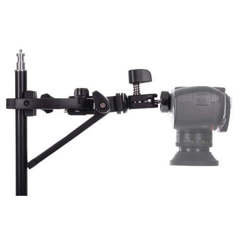 CowboyStudio CX-3000 マルチクランプポッド 三脚 ユニバーサルカメラ用 ビデオカメラ用 軽量