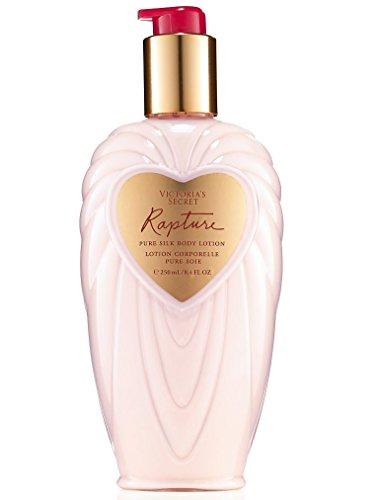 Victoria's Secret Rapture Pure Silk Body Lotion 8.4 Ounce Full Size Retired Scent