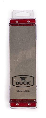 Buck Knives 97078 Edge Tek Bench Stone Medium Grit Knife Sharpening Stone