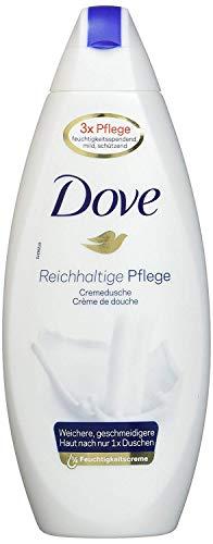 Dove Cremedusche Reichhaltige Pflege, Duschgel, 250 ml