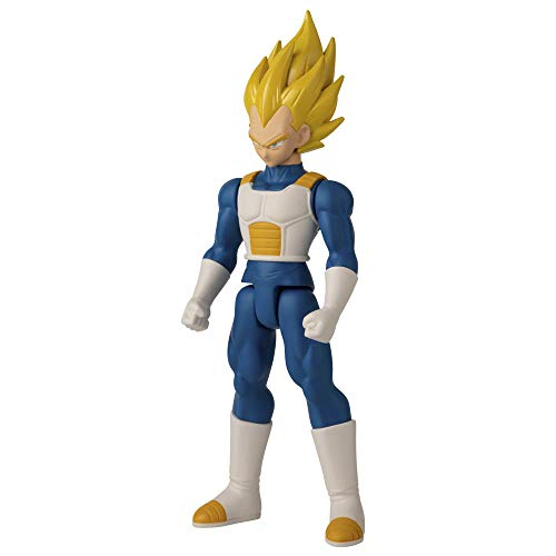 Bandai. Dragon Ball Super. Action figure gigante Limit Breaker da 30 cm. Super Saiyan Vegeta. 36736