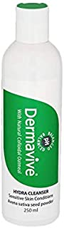 Dermavive Hydra Cleanser - Non-Irritating Facial and Skin Cleanser, | pH Balanced , Softens and Hydrates Sensitive Skin, 2...