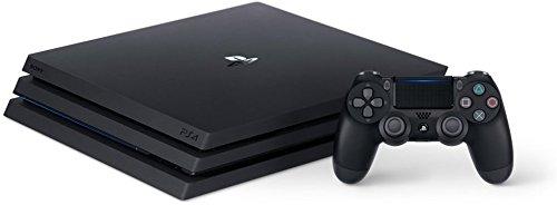 Sony PlayStation 4 PS4 Pro 1TB SSD Console with 4K Ultra HD Blu-ray | 2160p Resolution | Wi-Fi | AMD Processor | HDMI | AMD Radeon Based Graphics