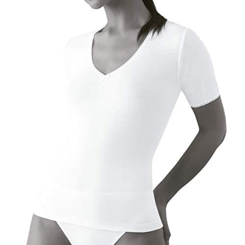 Playtex Princesa by Pack x 3 Camisetas Manga Corta Thermal Blanco L