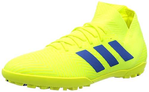 Adidas Nemeziz 18.3 Tf, Scarpe da Calcio Uomo, (Multicolor 000), 42 2/3 EU