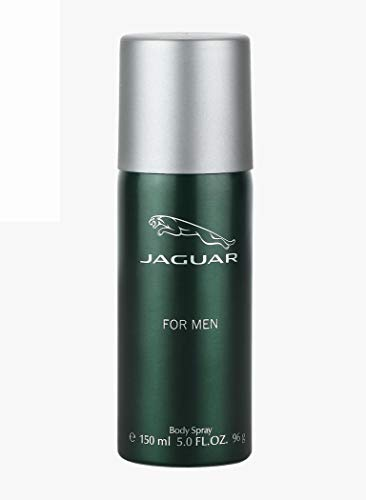 Jaguar Bodyspray, grün, 150 ml