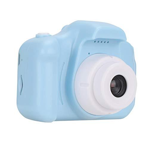 FOLOSAFENAR Mini cámara multifunción con Pantalla a Color Mini cámara Digital portátil Ligera para Regalo de niños