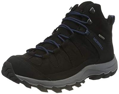 Merrell Men's Ontonagon Peak MID WP Walking Shoe