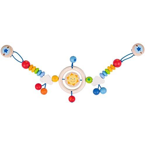 solini La chaînette pour poussette Soleil, multicolore