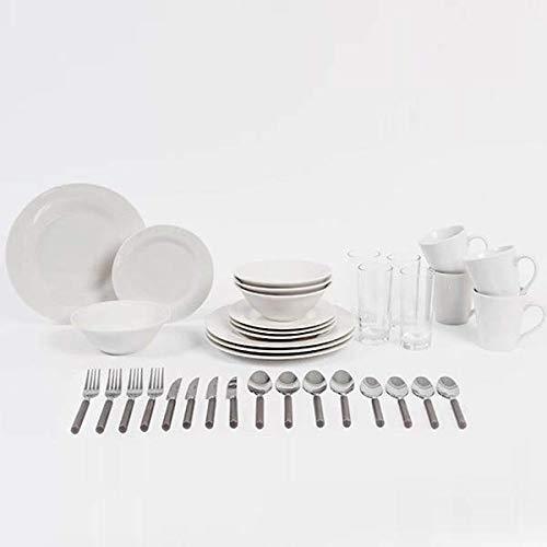 Sabichi 36pc Dining Starter Set,...