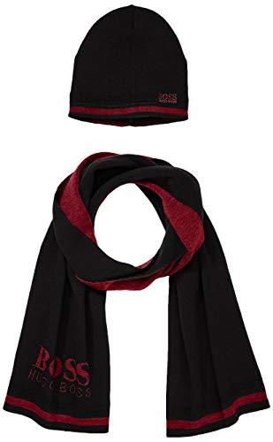BOSS conjunto bufanda, gorro y guantes para Hombre