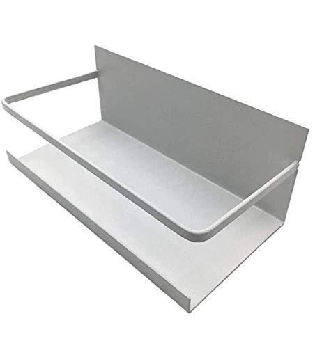 Baiwka - Scaffale magnetico per frigorifero, portaspezie, portasalviette, multiuso, capacità 5 kg, per cucina, soggiorno, bagno