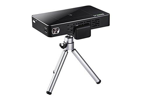 Rikomagic RKM R1 - Mini Smart Proiettore portatile con Android, Mouse touchpad integrato, Telecomando