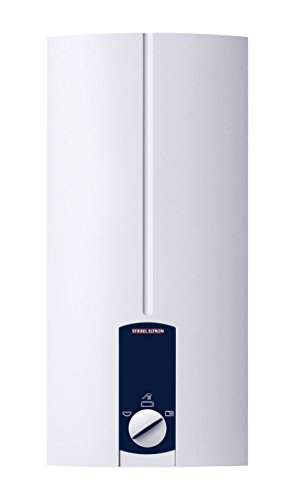 STIEBEL ELTRON elektronisch gesteuerter Durchlauferhitzer DHB 24 ST, 24 kW, druckfest, 3 Anwendungssymbole, 227610
