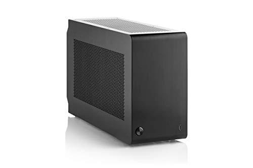 ディラック DANCase 容量7.2Lのコンパクト筐体に295mmのグラフィックカードを搭載可能なMini-ITX用ケース A4-SFX v4.1 Black 日本正規代理店品 A4-SFX V4 BLACK