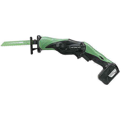 Hitachi CR 10DL(1,5 l) accu 93255406 CR10DL tijgerzaag, 16,2 W, 10,8 V, zwart