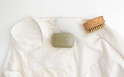 フレディレック洗濯用石けんガルザイフェ衣類のシミ抜き用胆汁植物由来原料石けん